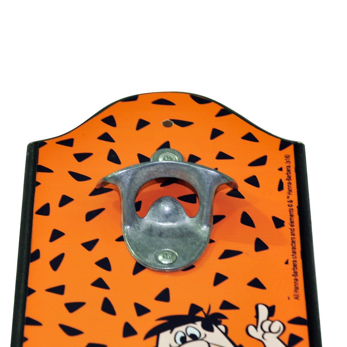 Abridor de Garrafas de Parede HB Os Flintstones