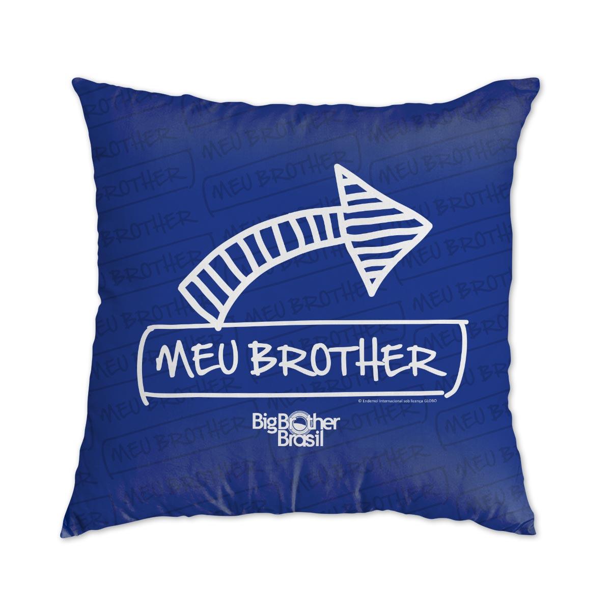 Almofada Big Brother Brasil 15 Meu Brother