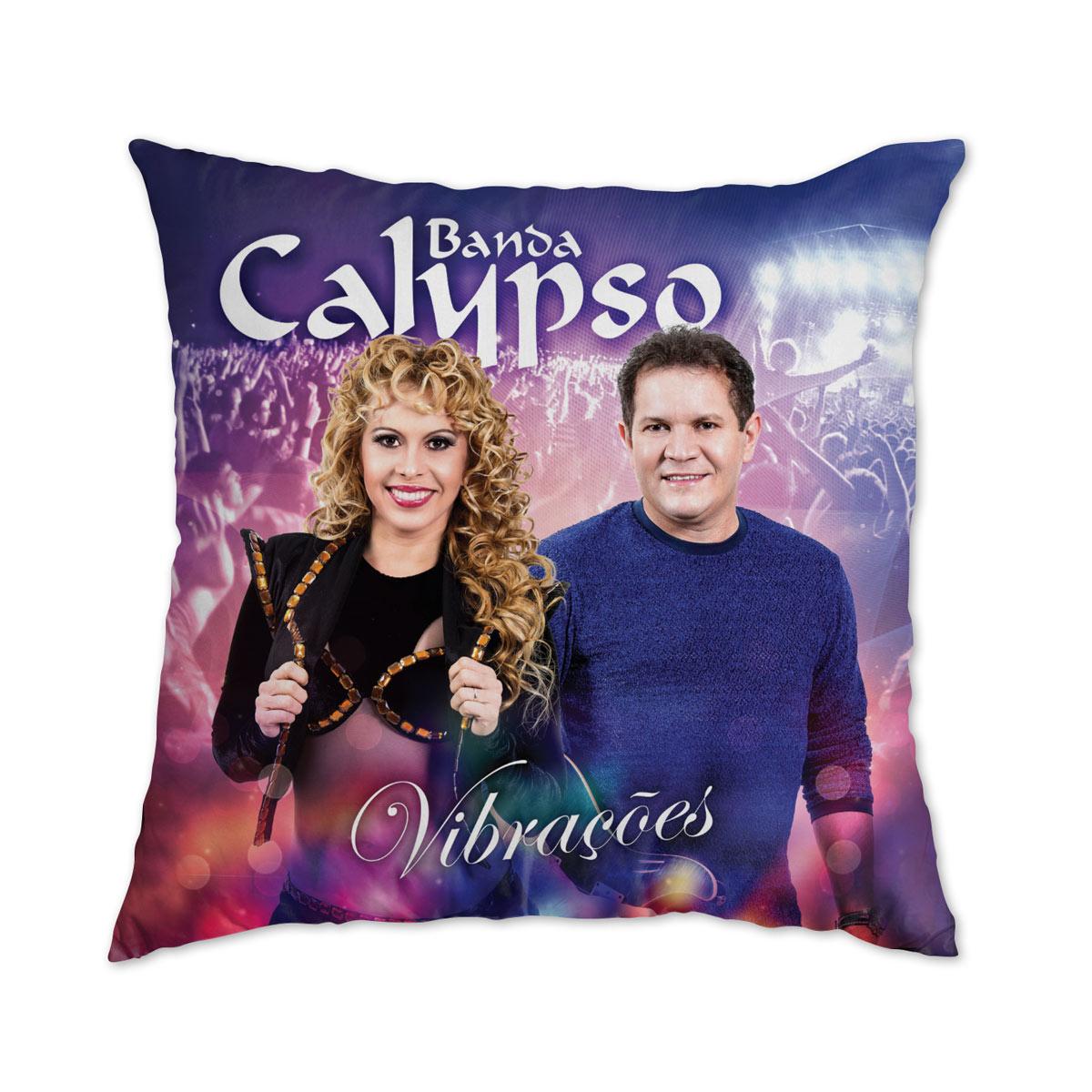 Almofada Calypso Vibrações Capa