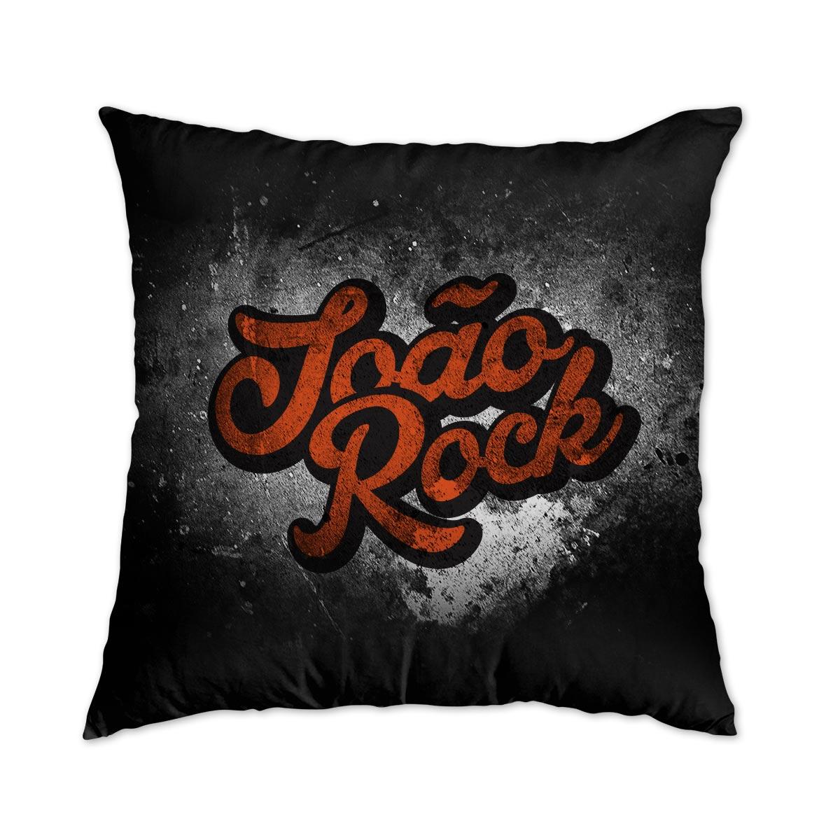 Almofada João Rock Logo