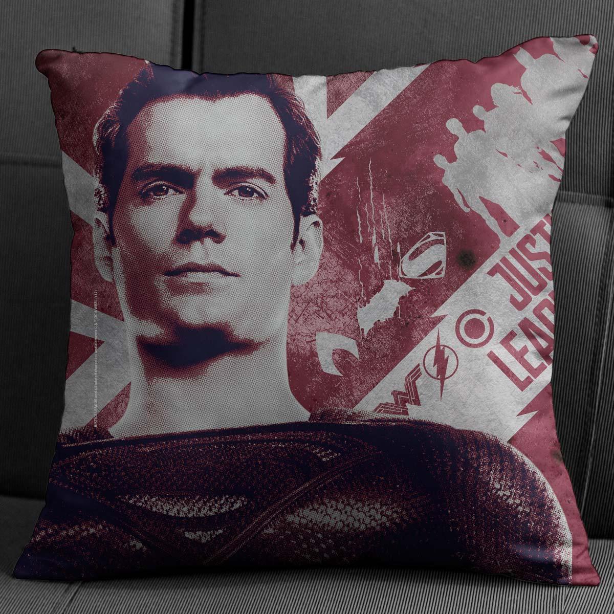 Almofada Liga da Justiça Superman