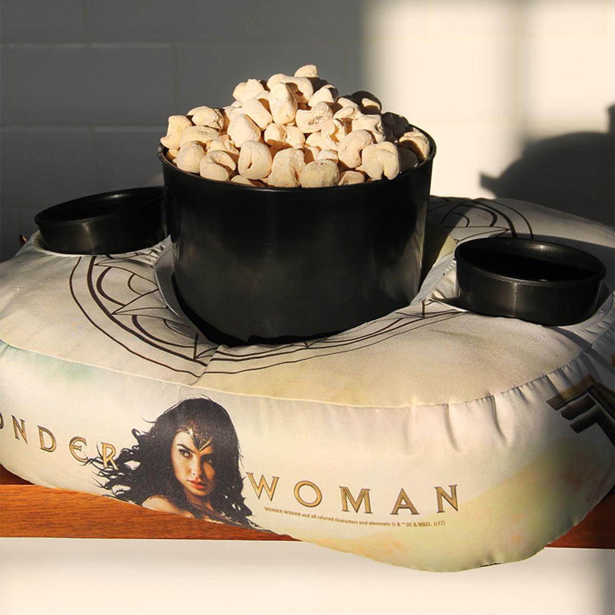 Almofada Porta-Pipoca Wonder Woman Movie