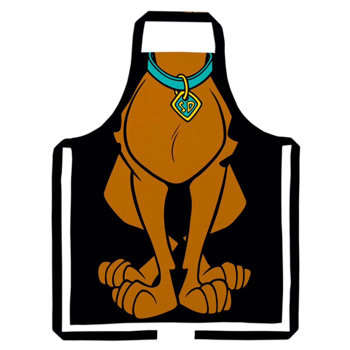 Avental Scooby-Doo