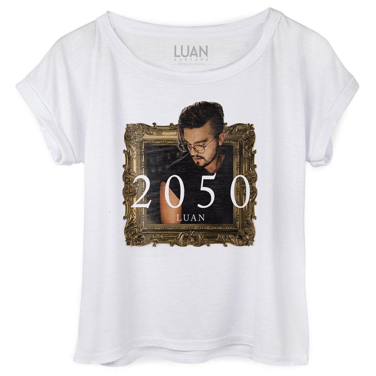 Blusa Feminina Luan Santana 2050