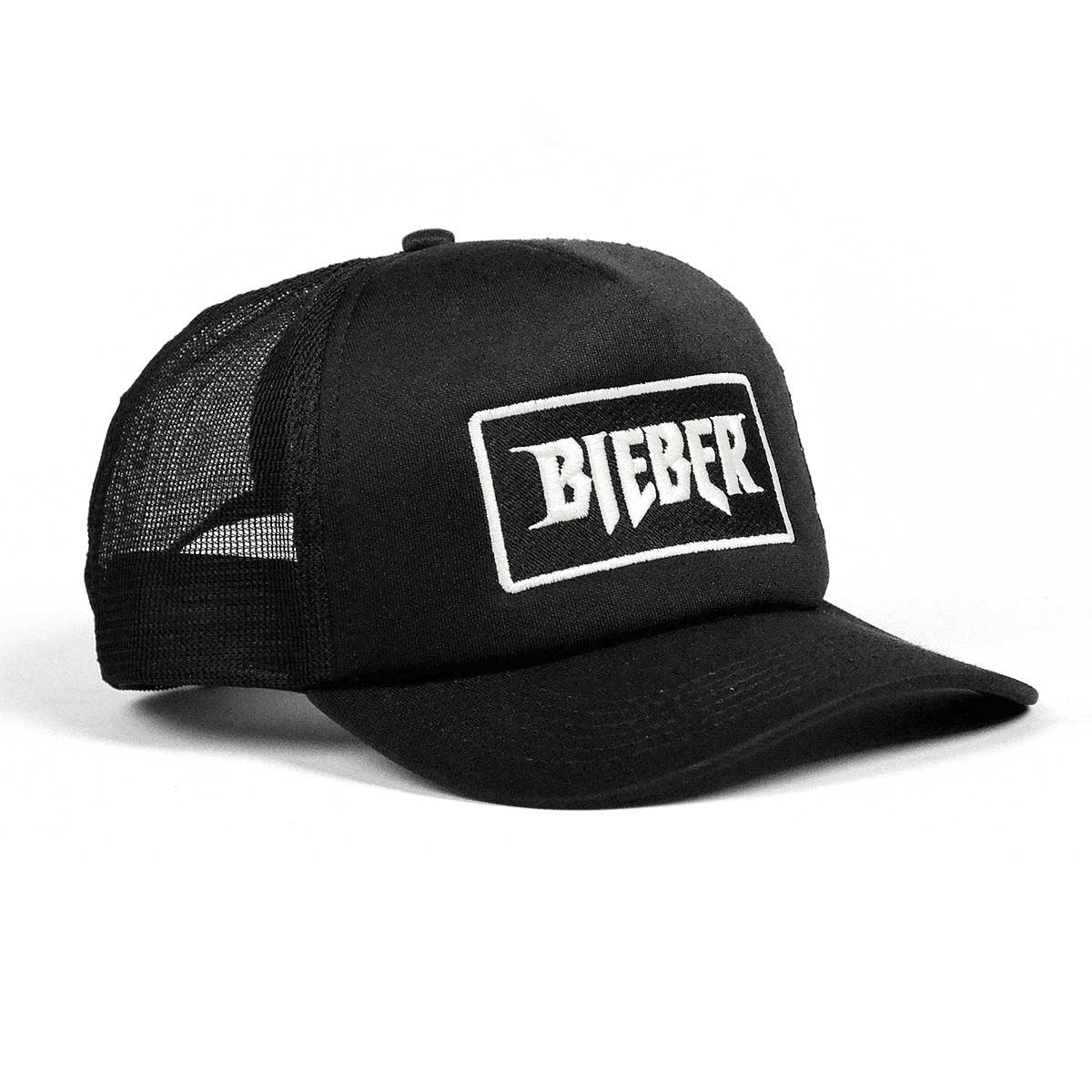 3dbf5810f1b62 Boné Trucker Justin Bieber