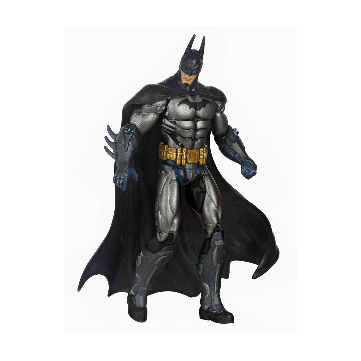 Boneco (Action Figure) Batman (Blindado) Arkham Asylum DC Collectibles