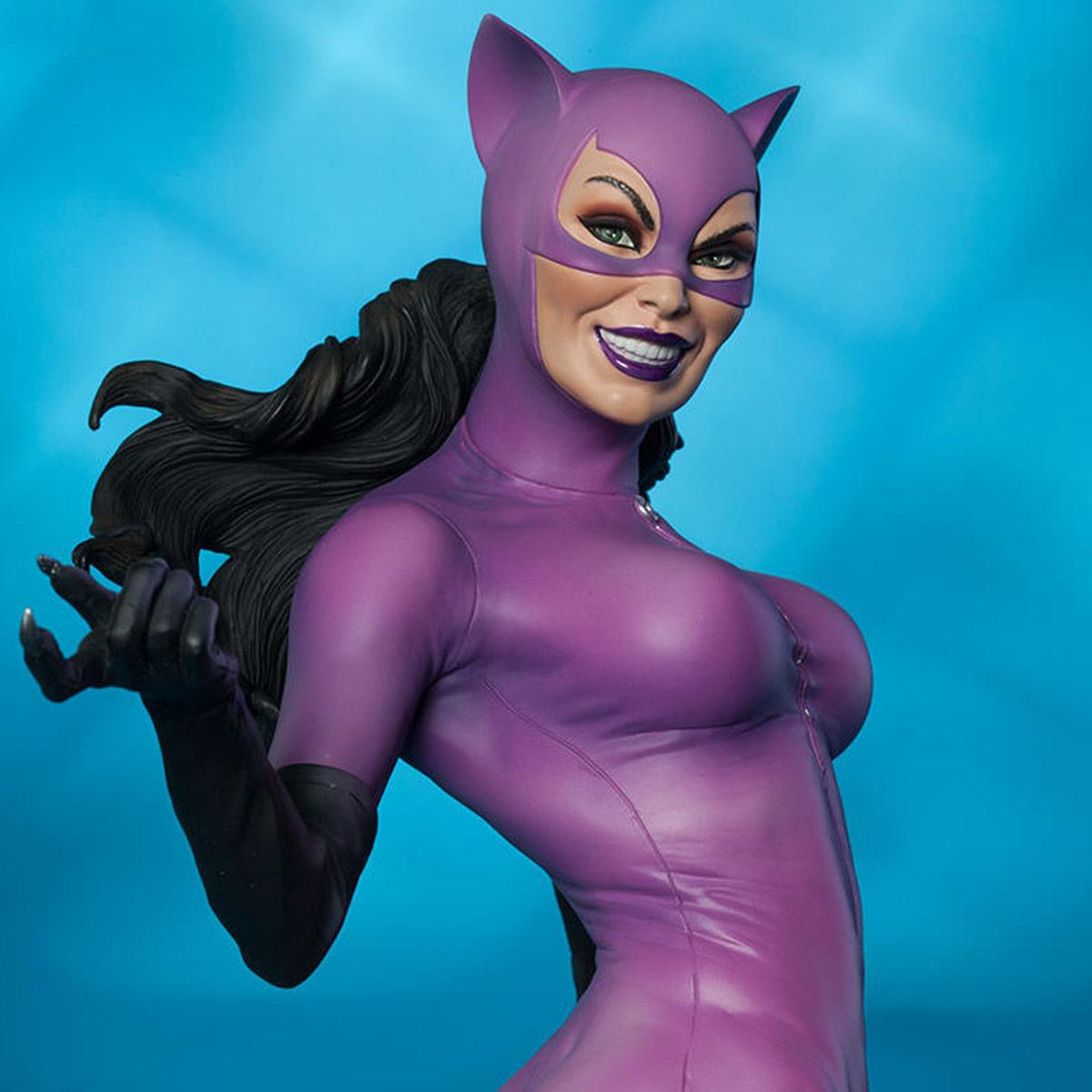 Boneco Catwoman Classic Premium Format