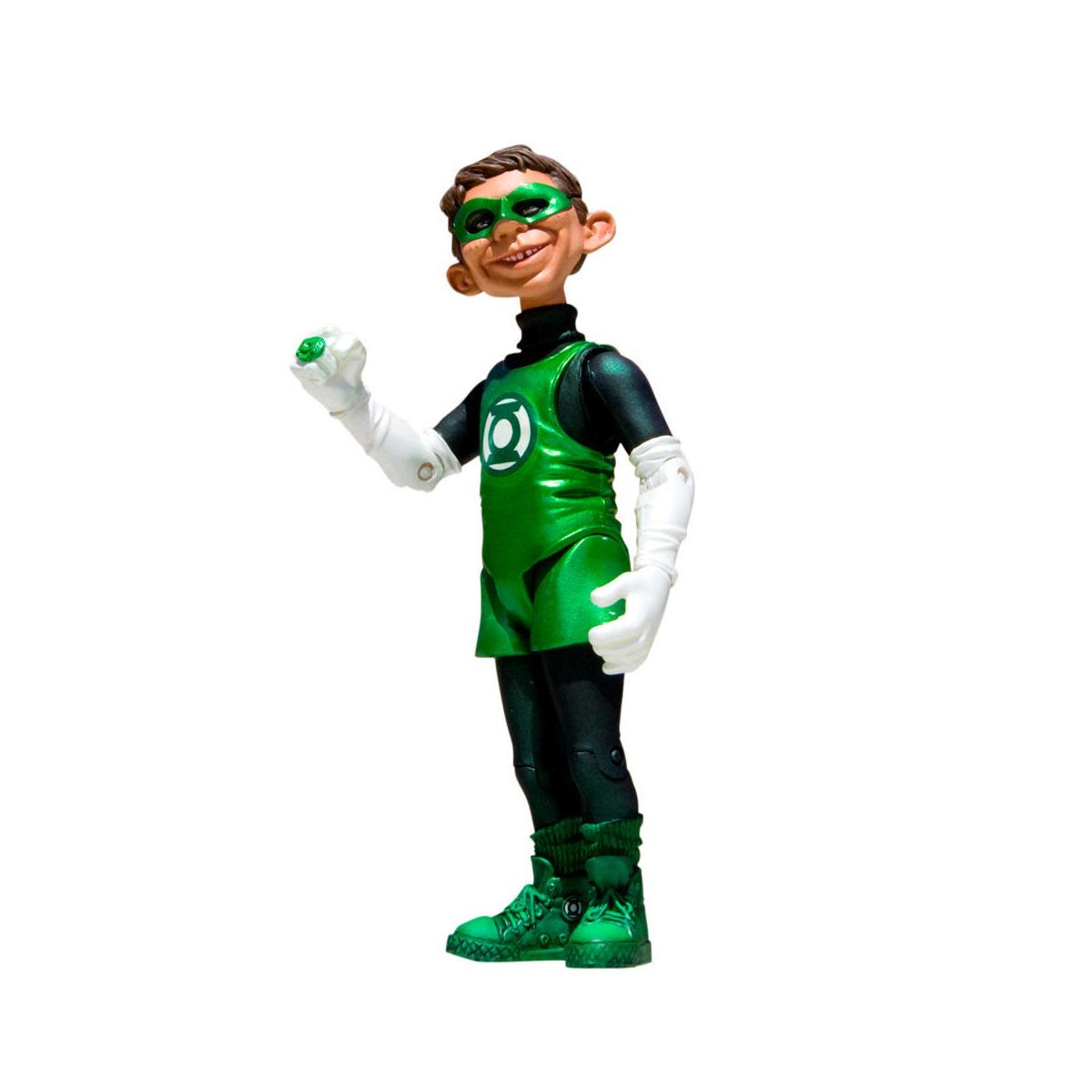 Boneco (Action Figure) MAD Just-Us League Lanterna Verde