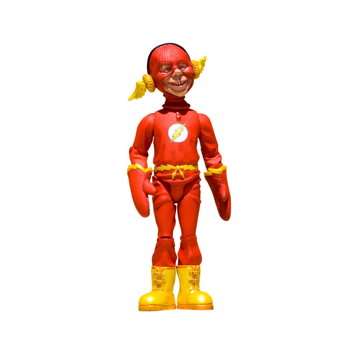 Boneco (Action Figure) MAD Just-Us League The Flash