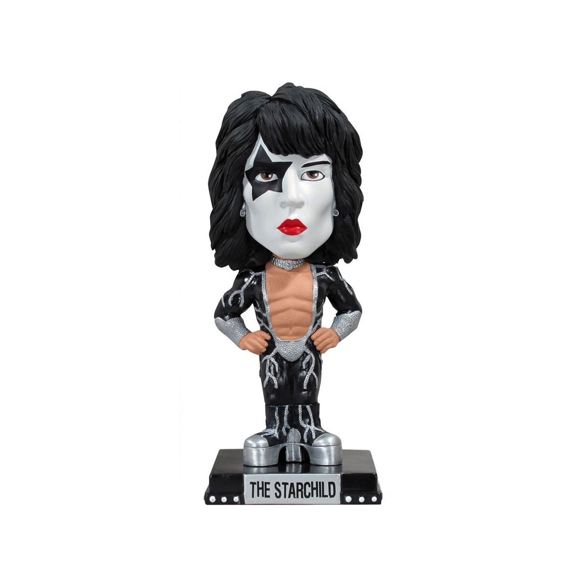Boneco Bobble-Head Kiss The Starchild