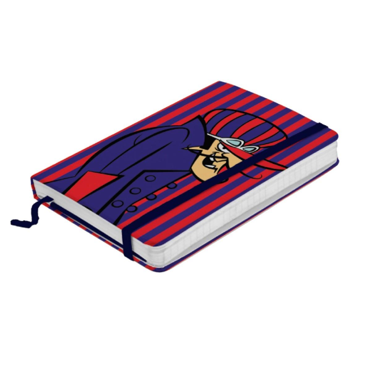 Caderneta de Anotações Corrida Maluca Dick Vigarista