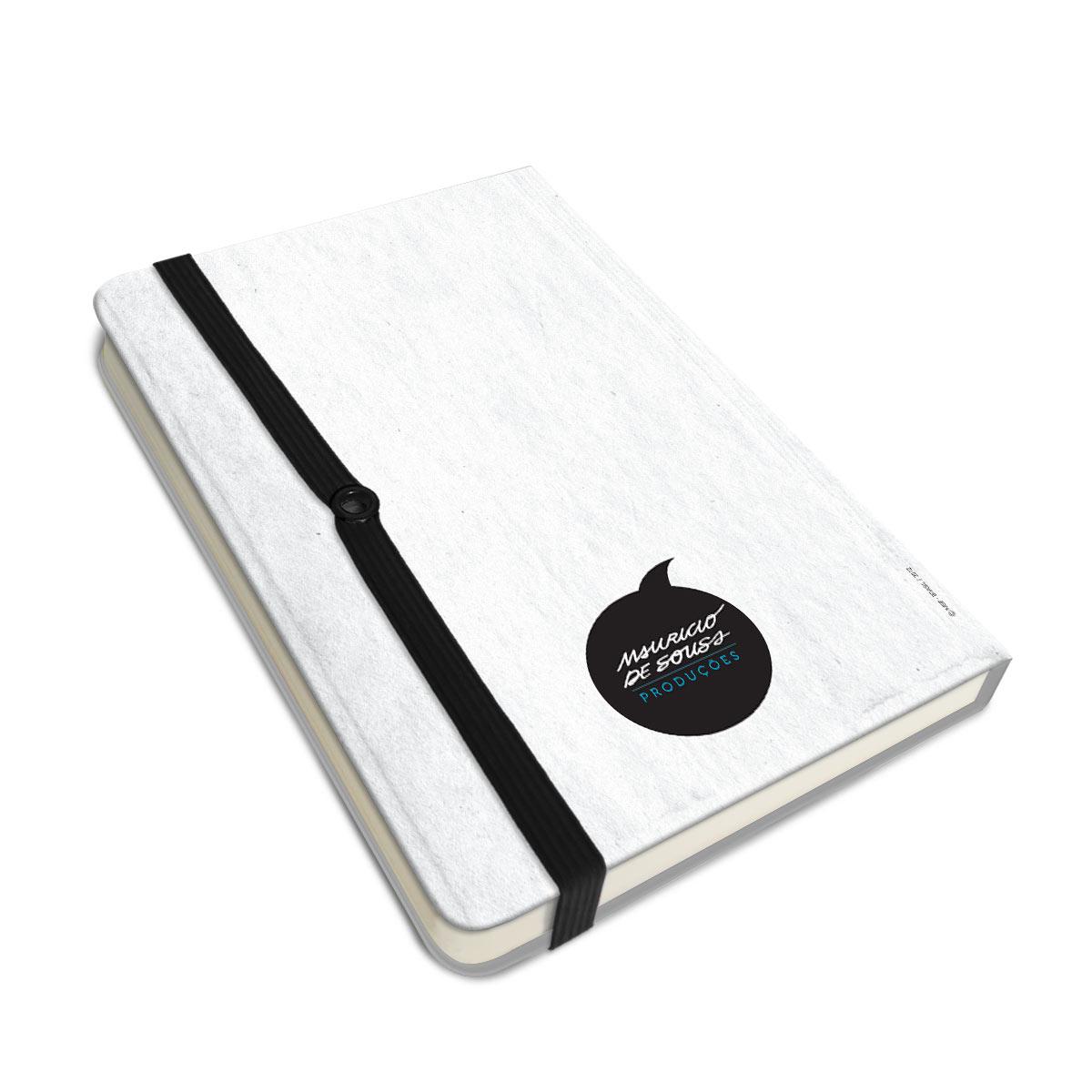 Caderneta Turma da Mônica 50 Anos Modelo 2 Anos 2000