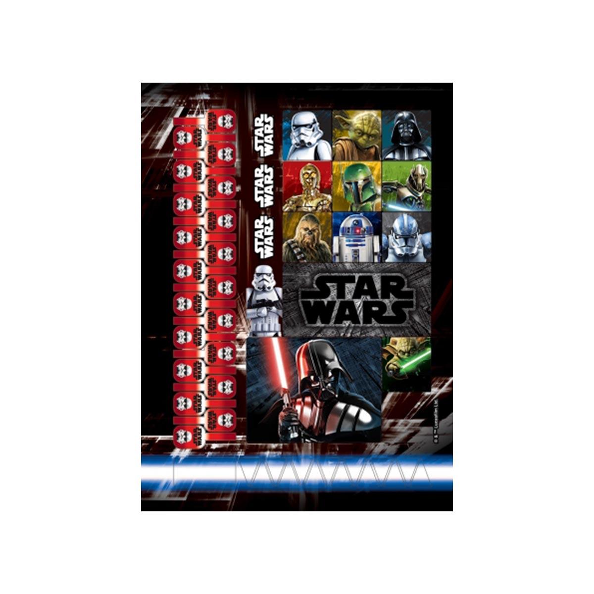 Caderno Star Wars Trends Chewie 1 Matéria