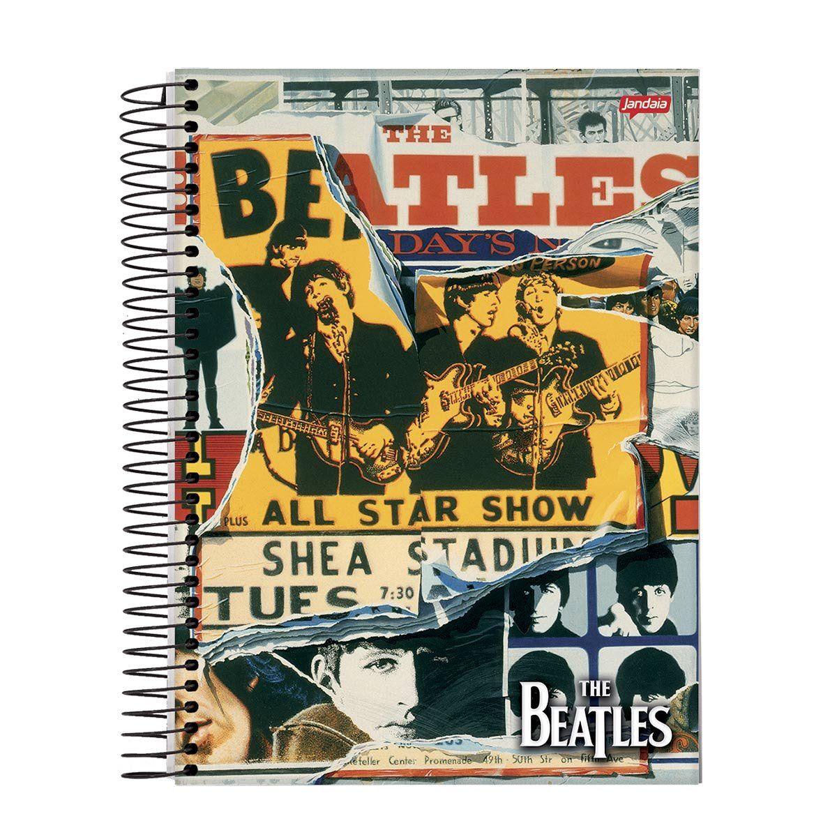 Caderno The Beatles All Star Show 1 Matéria