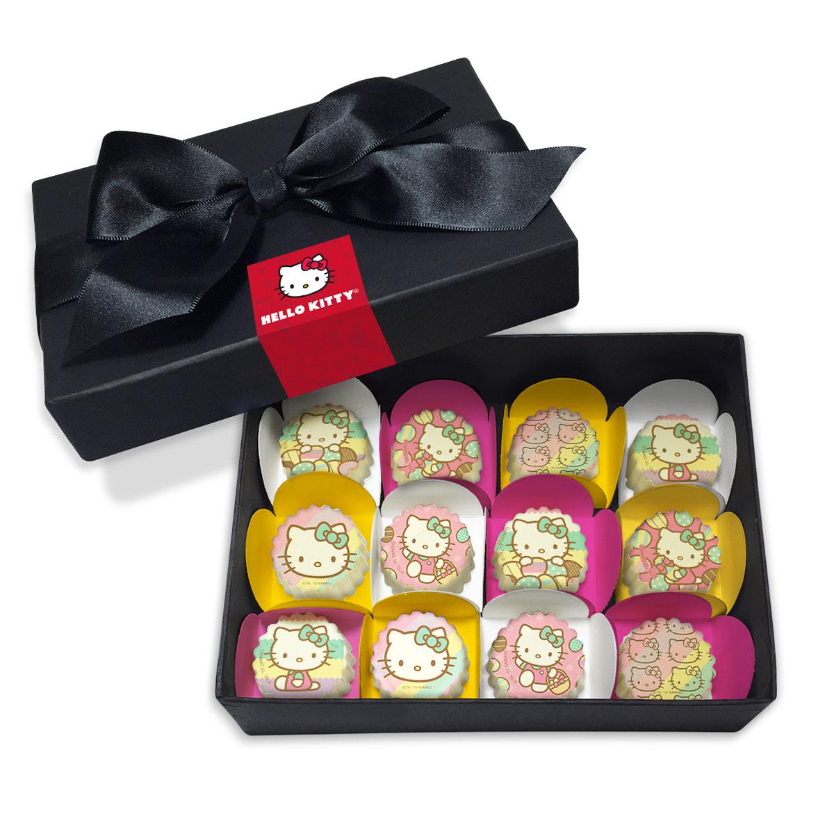 Caixa de Bombons Gourmet Hello Kitty Sweet