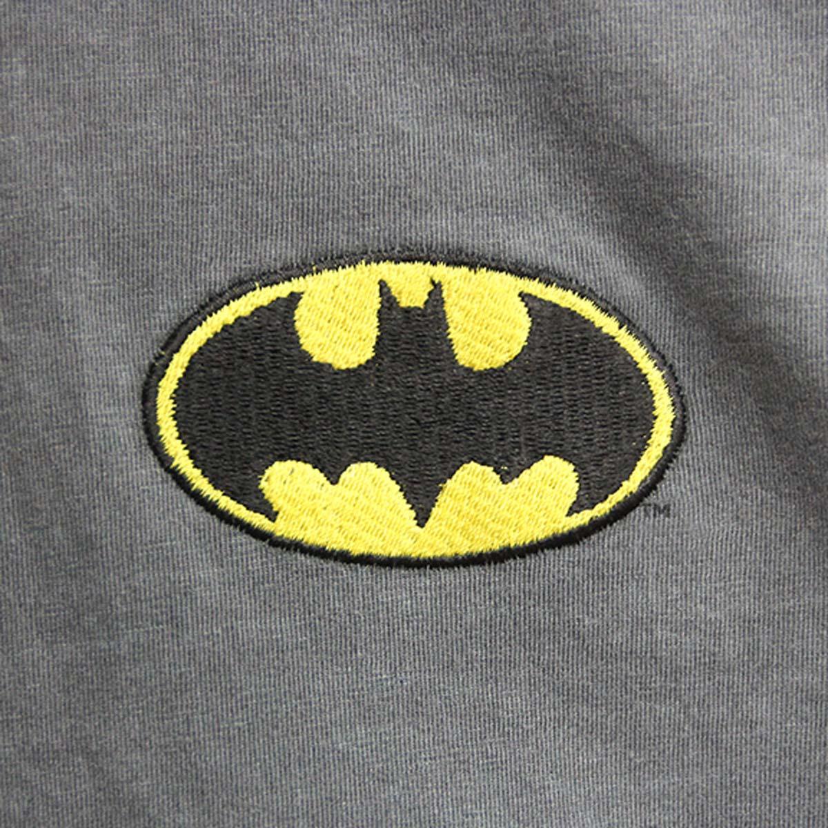 Camisa Polo Masculina Batman Logo