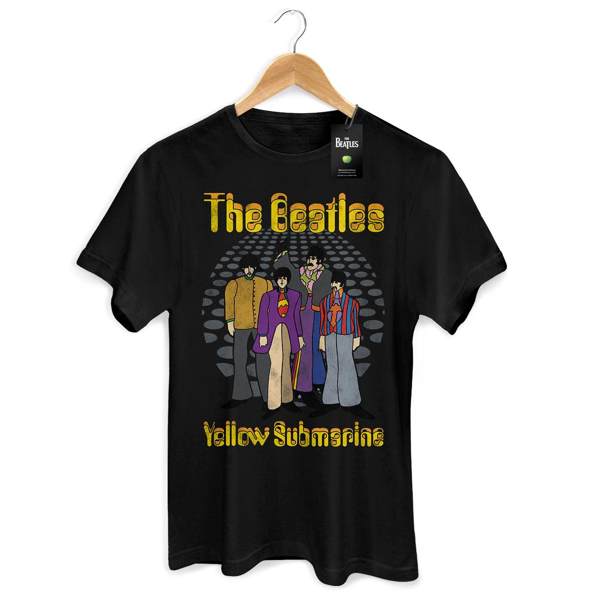 Camiseta Exclusiva The Beatles Yellow Submarine
