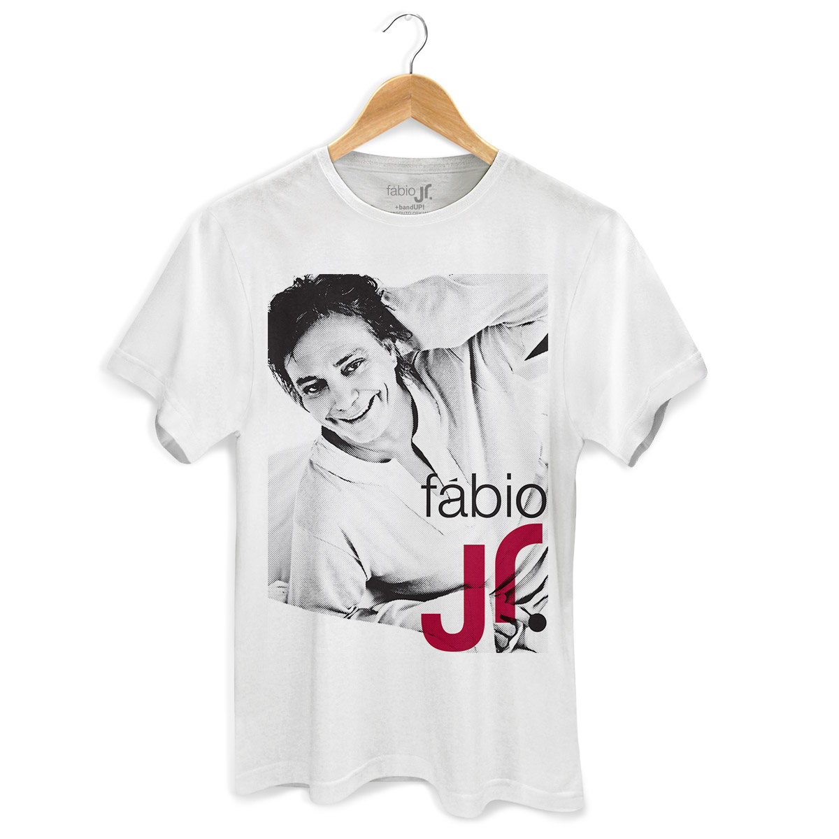 Camiseta Fábio Jr. - Modelo 2