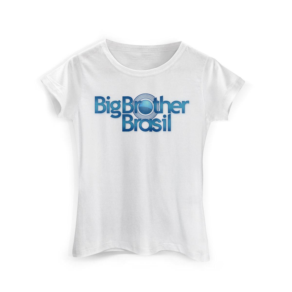 Camiseta Feminina Big Brother Brasil 15 BBB15 Modelo 2