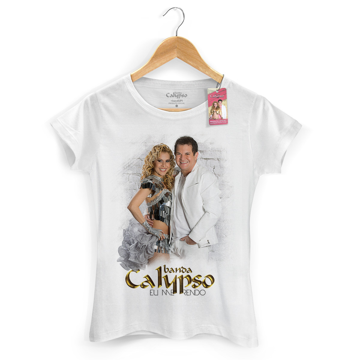 Camiseta Feminina Calypso - Capa
