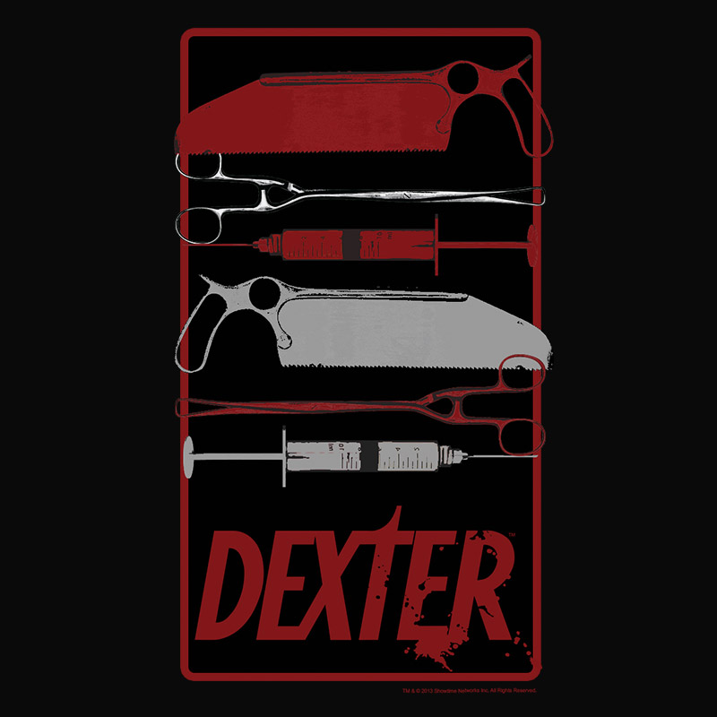 Camiseta Feminina Dexter Elements Dead