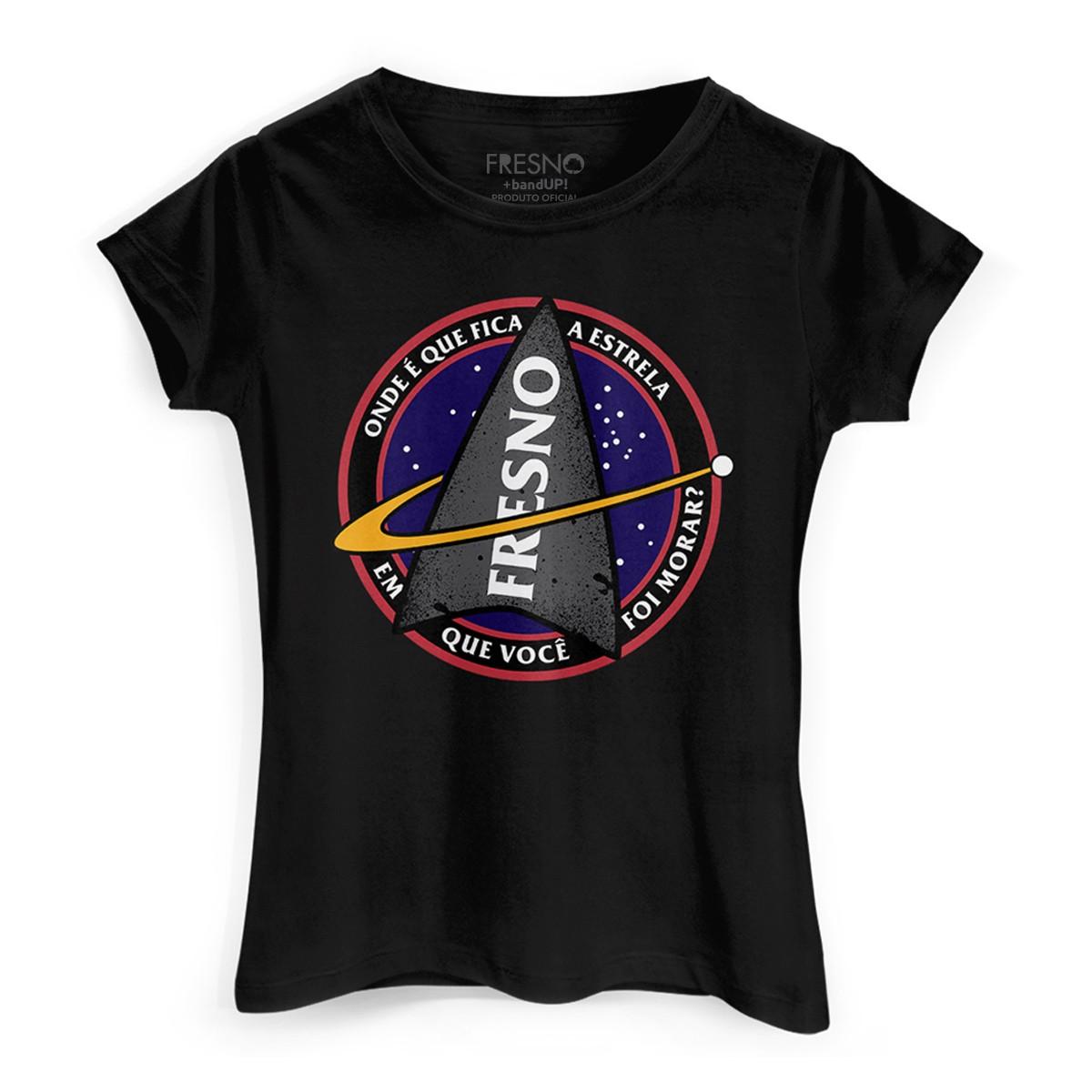 Camiseta Feminina Fresno Discovery