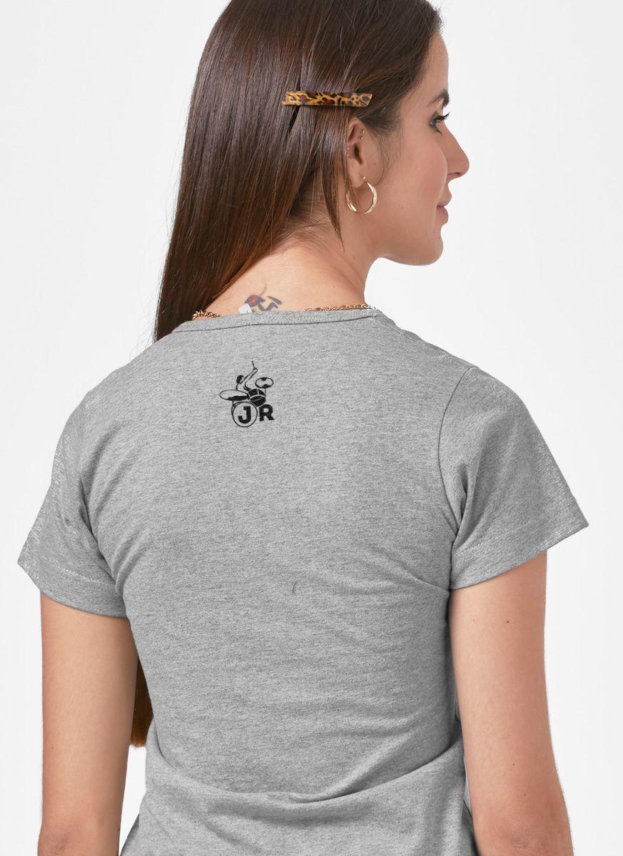Camiseta Feminina João Rock Desde 2002