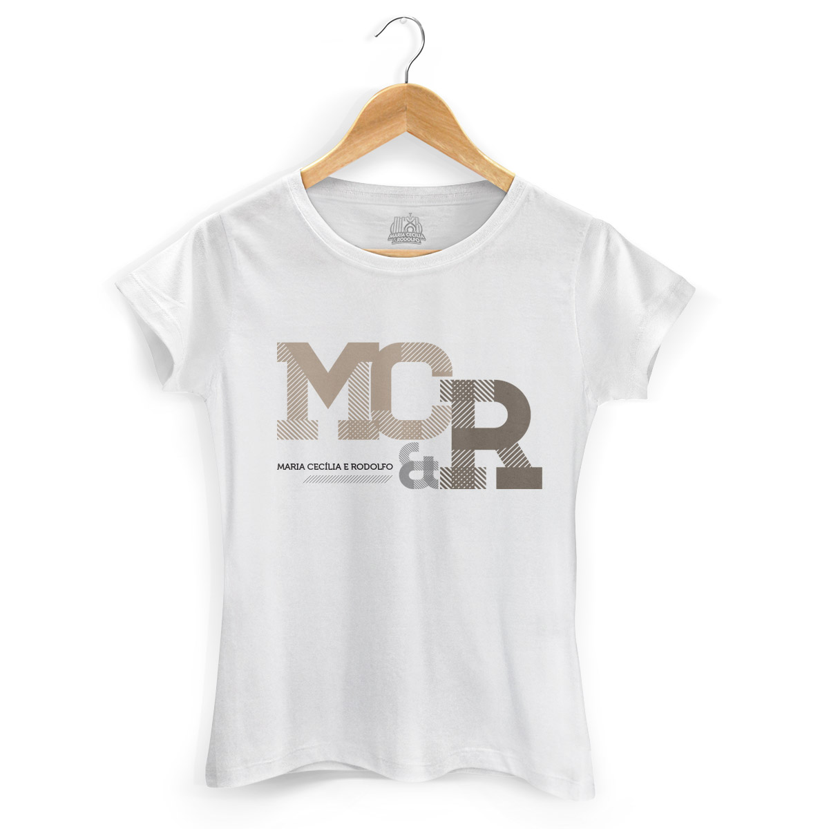 Camiseta Feminina Maria Cecília & Rodolfo MC&R