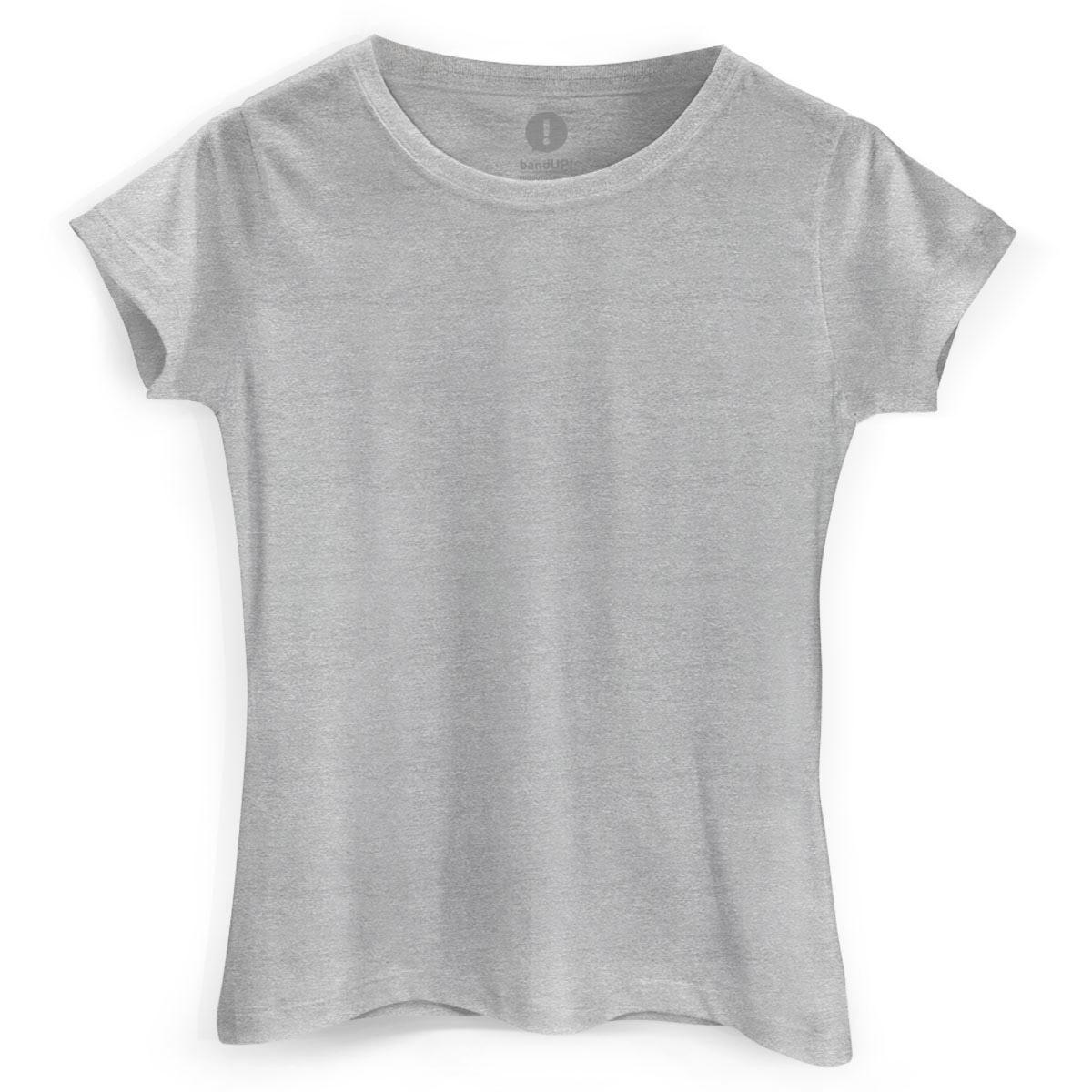 Camiseta Feminina Mescla