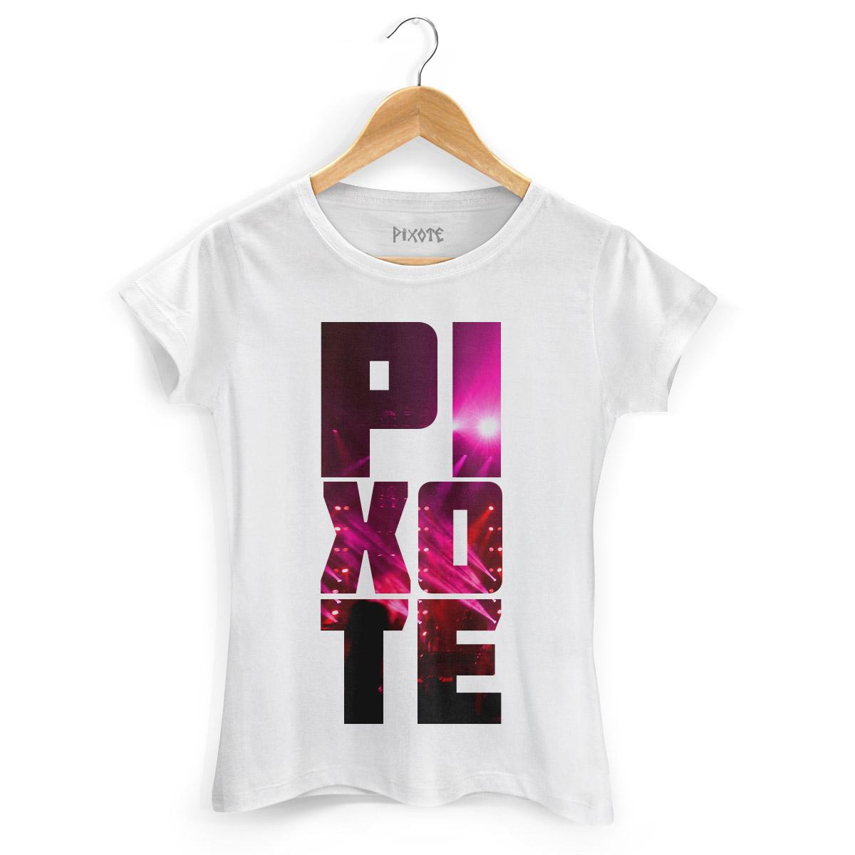 Camiseta Feminina Pixote Lights
