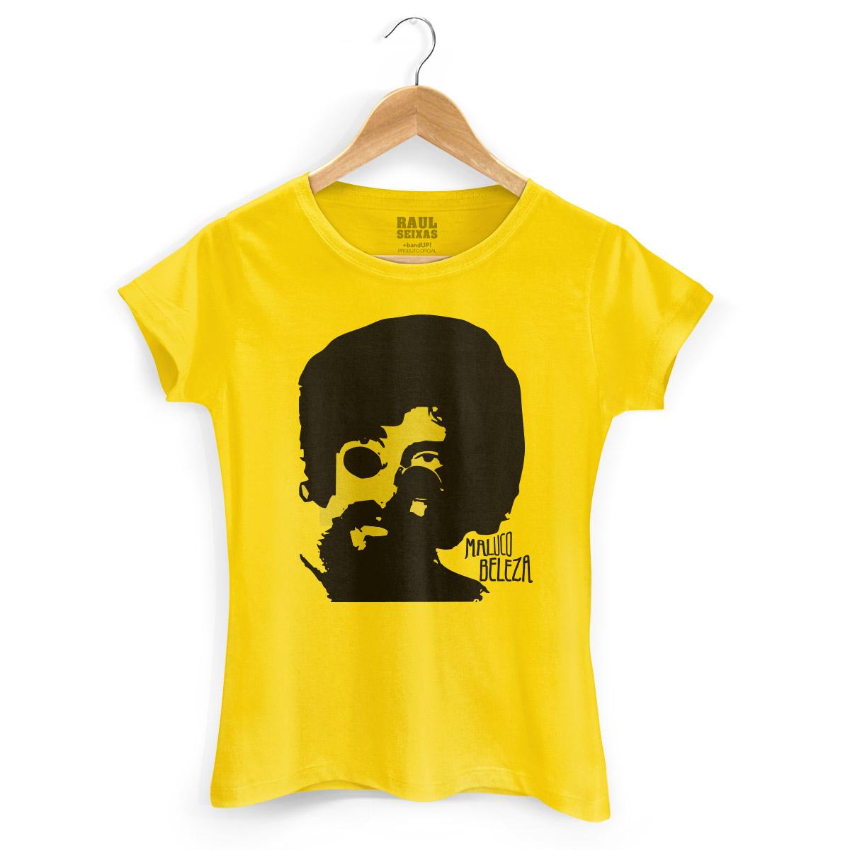 Camiseta Feminina Raul Seixas Maluco Beleza