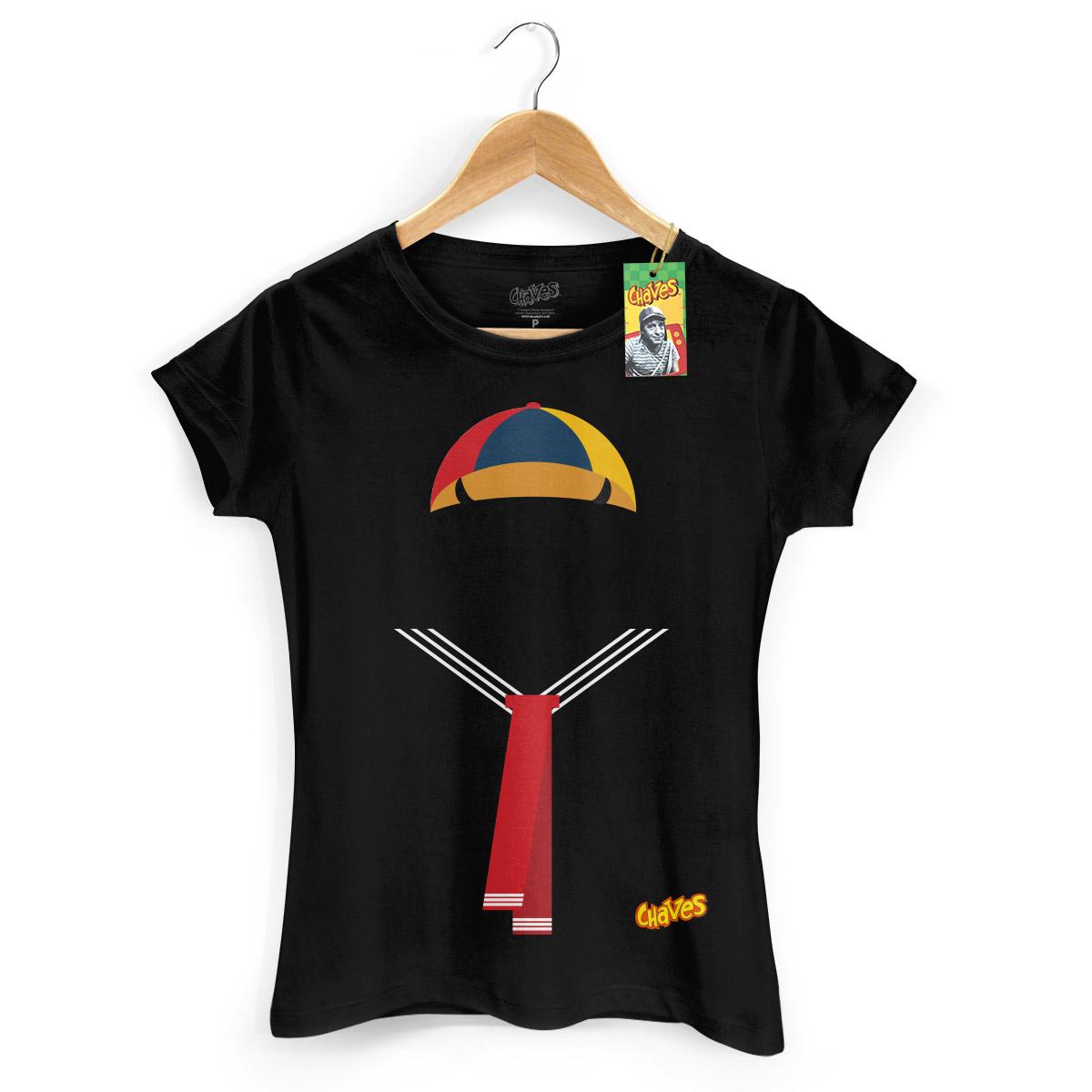 Camiseta Feminina Roupa do Quico