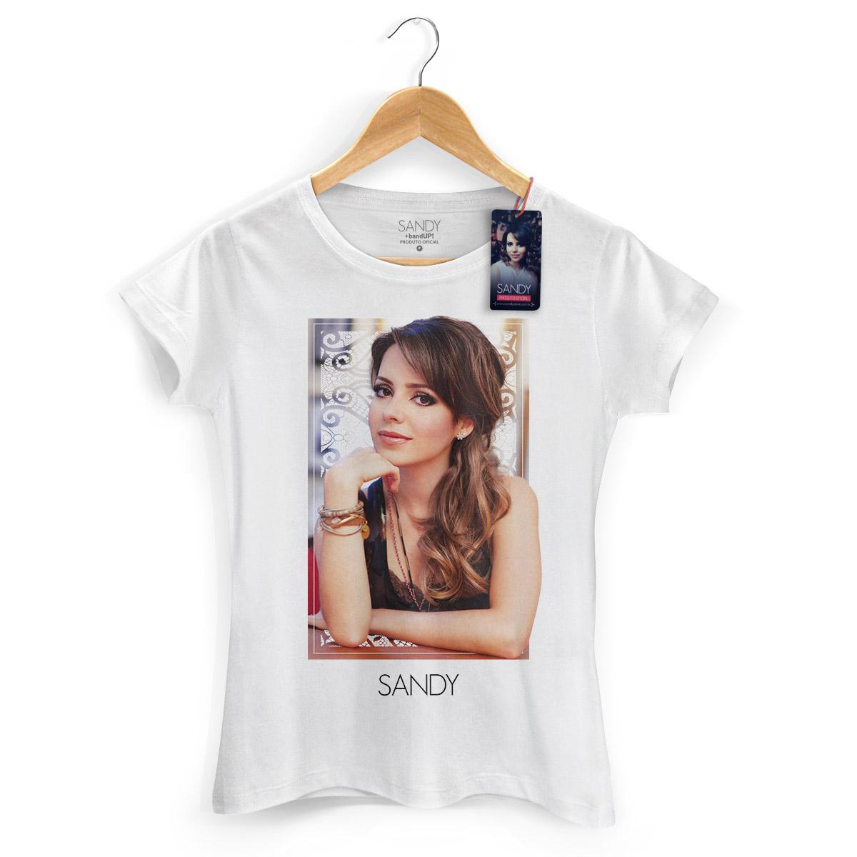 Camiseta Feminina Sandy Pose