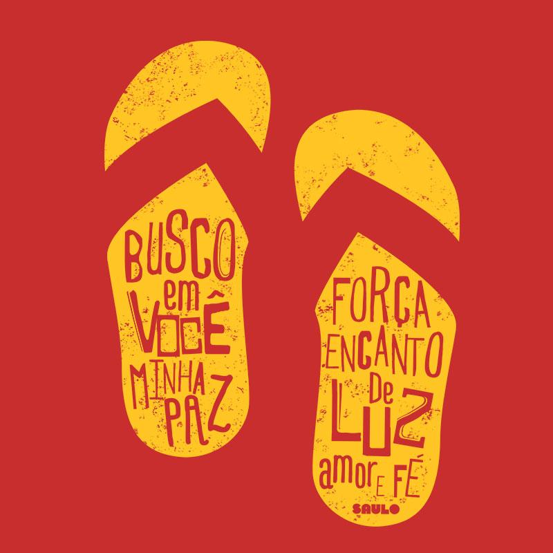 Camiseta Feminina Saulo Zoio Teu