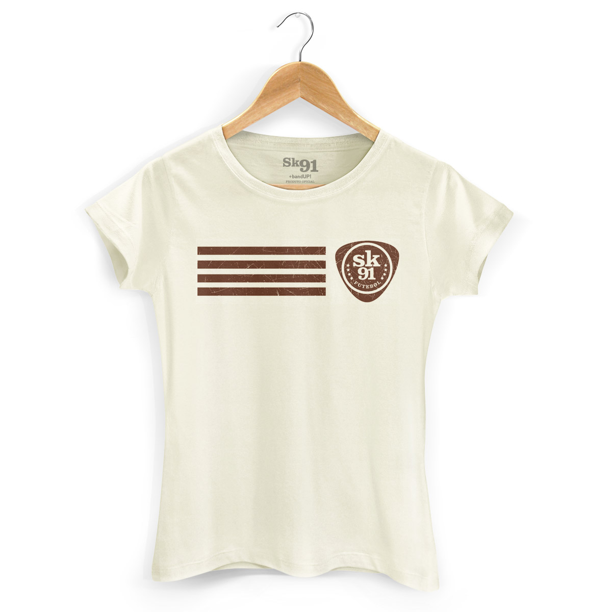 Camiseta Feminina SK91 Eu Sou Sk91 2