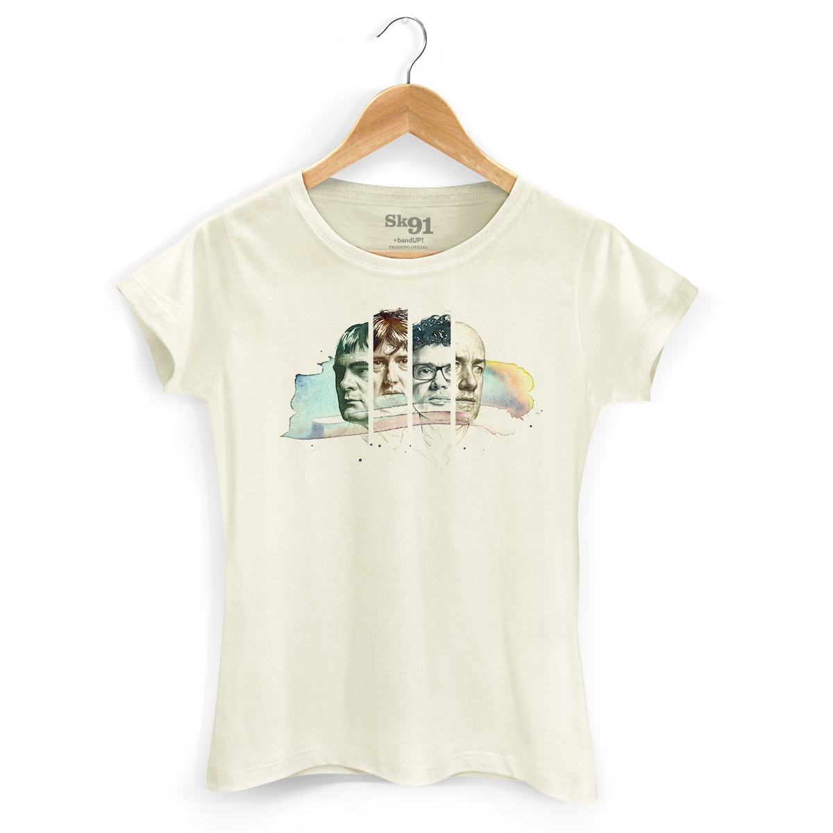 Camiseta Feminina Sk91 Velocia