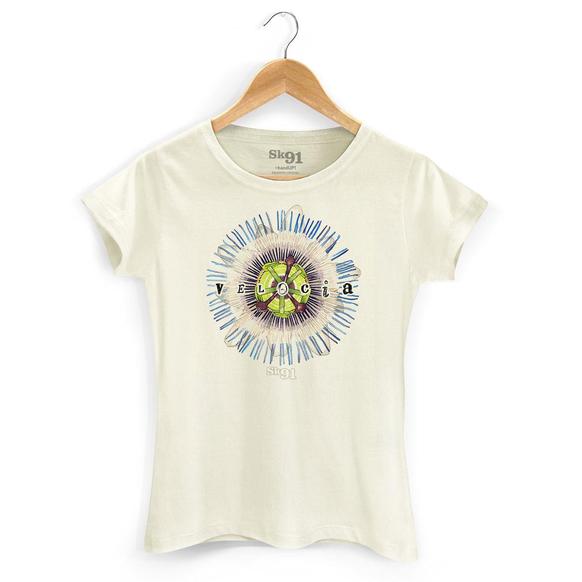 Camiseta Feminina Sk91 Velocia Colors