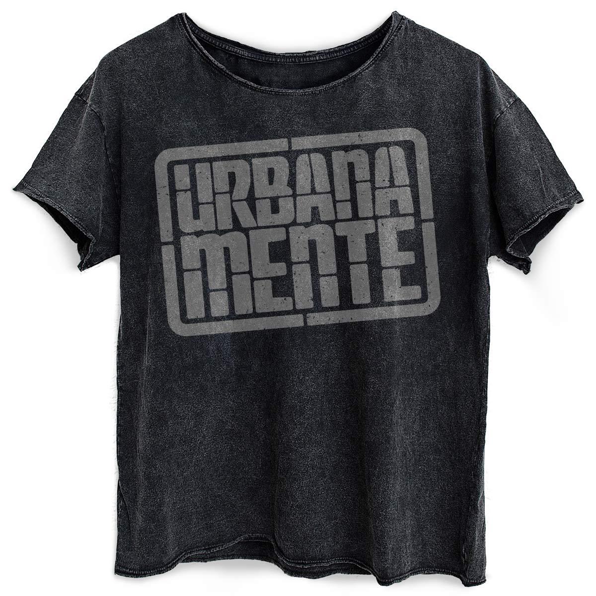 Camiseta Feminina Urbanamente Type