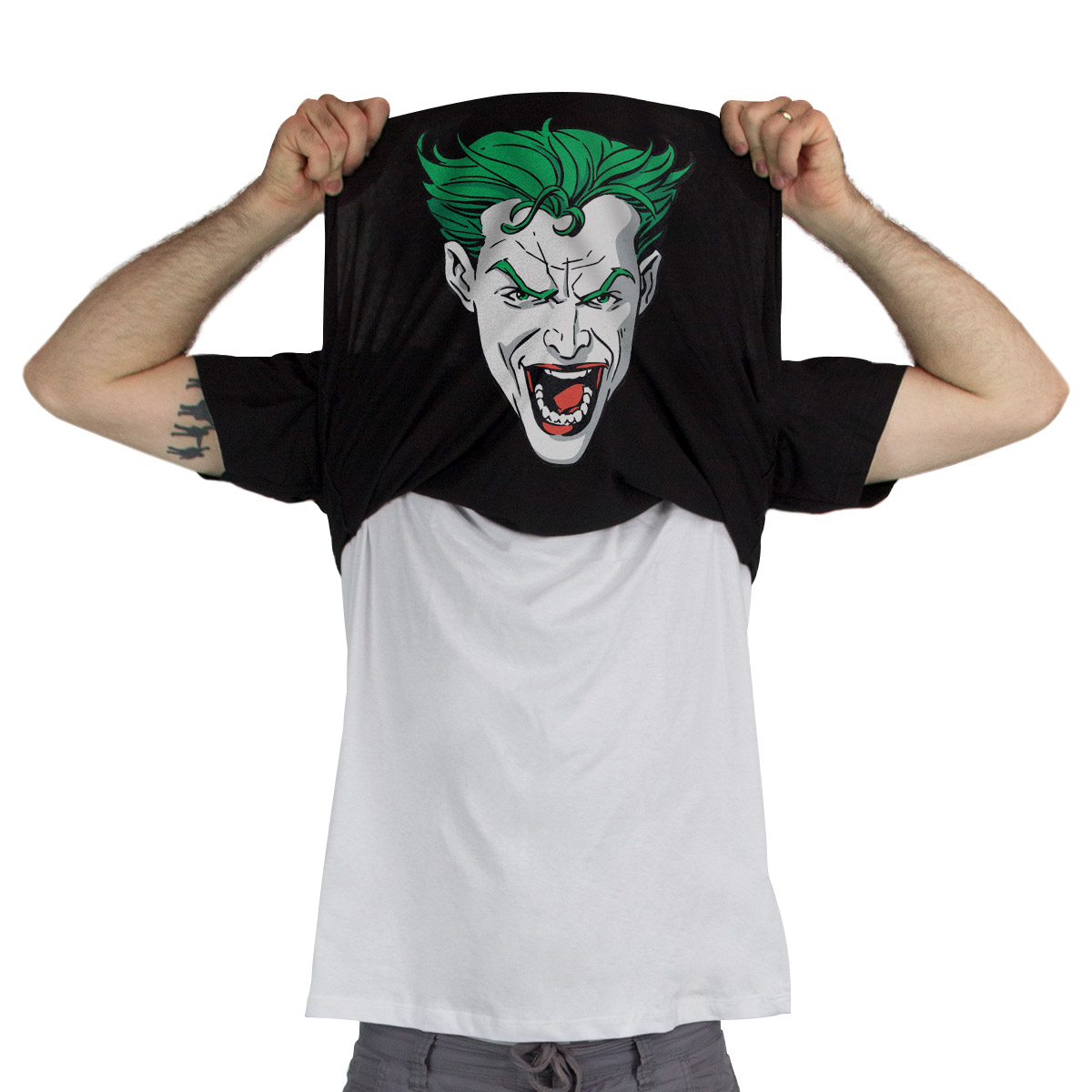 Camiseta Flip Up The Joker