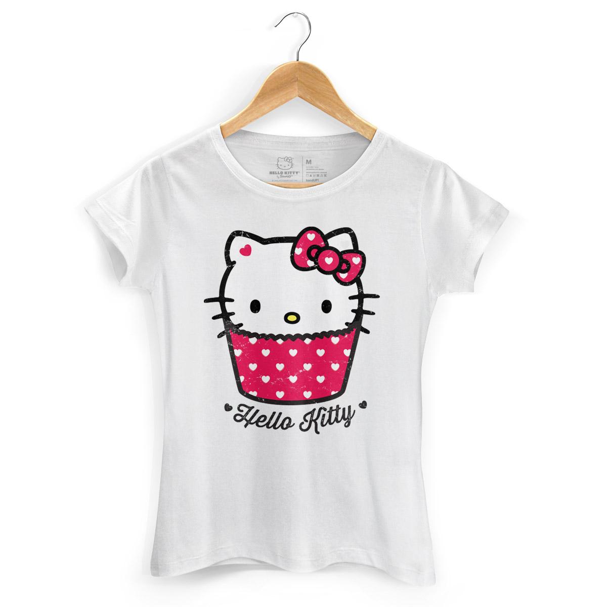 Camiseta Hello Kitty Cup Kitty