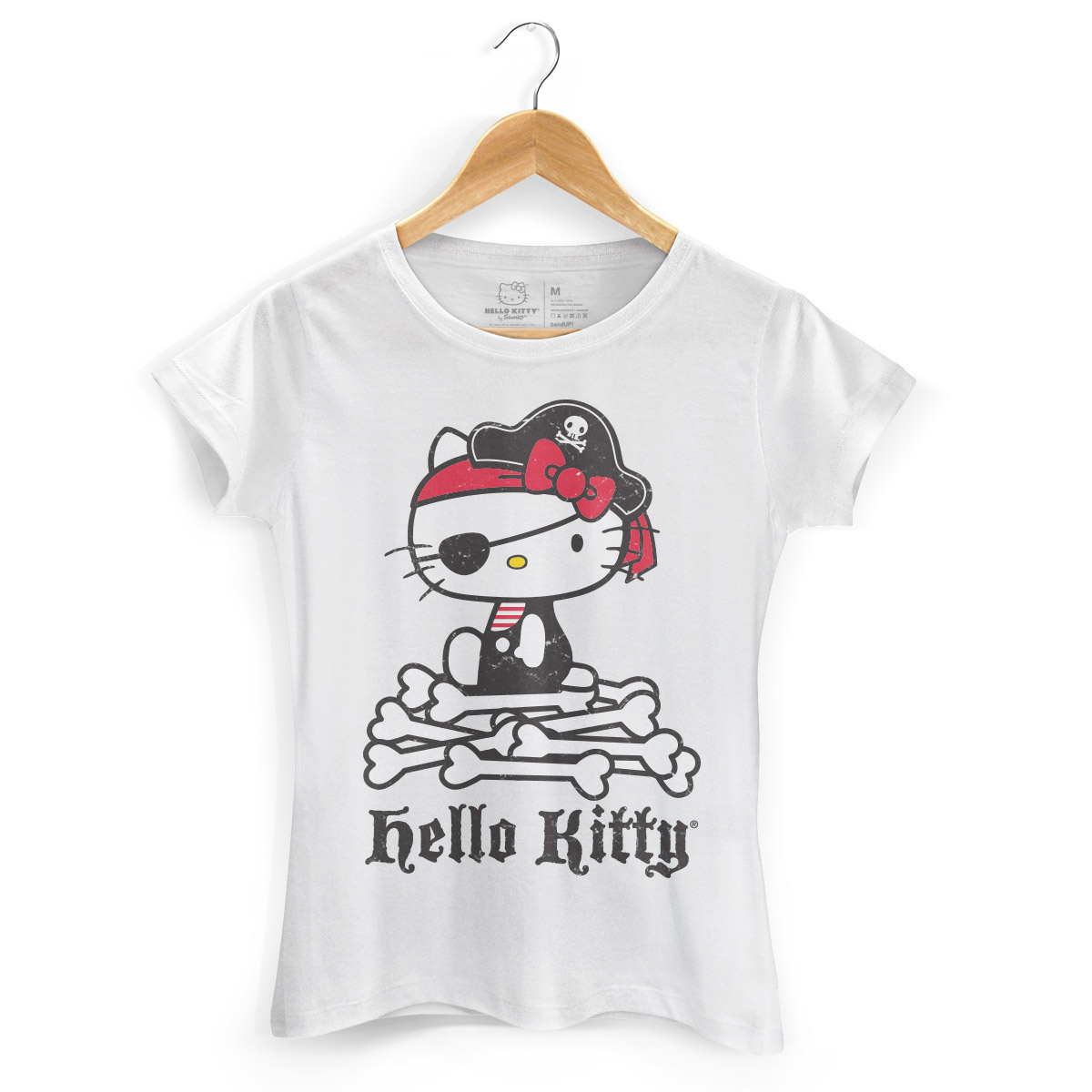 Camiseta Hello Kitty Pirate