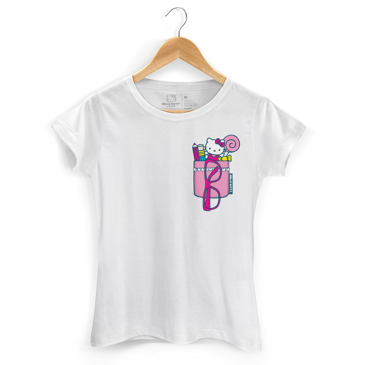 Camiseta Hello Kitty Porta Treco