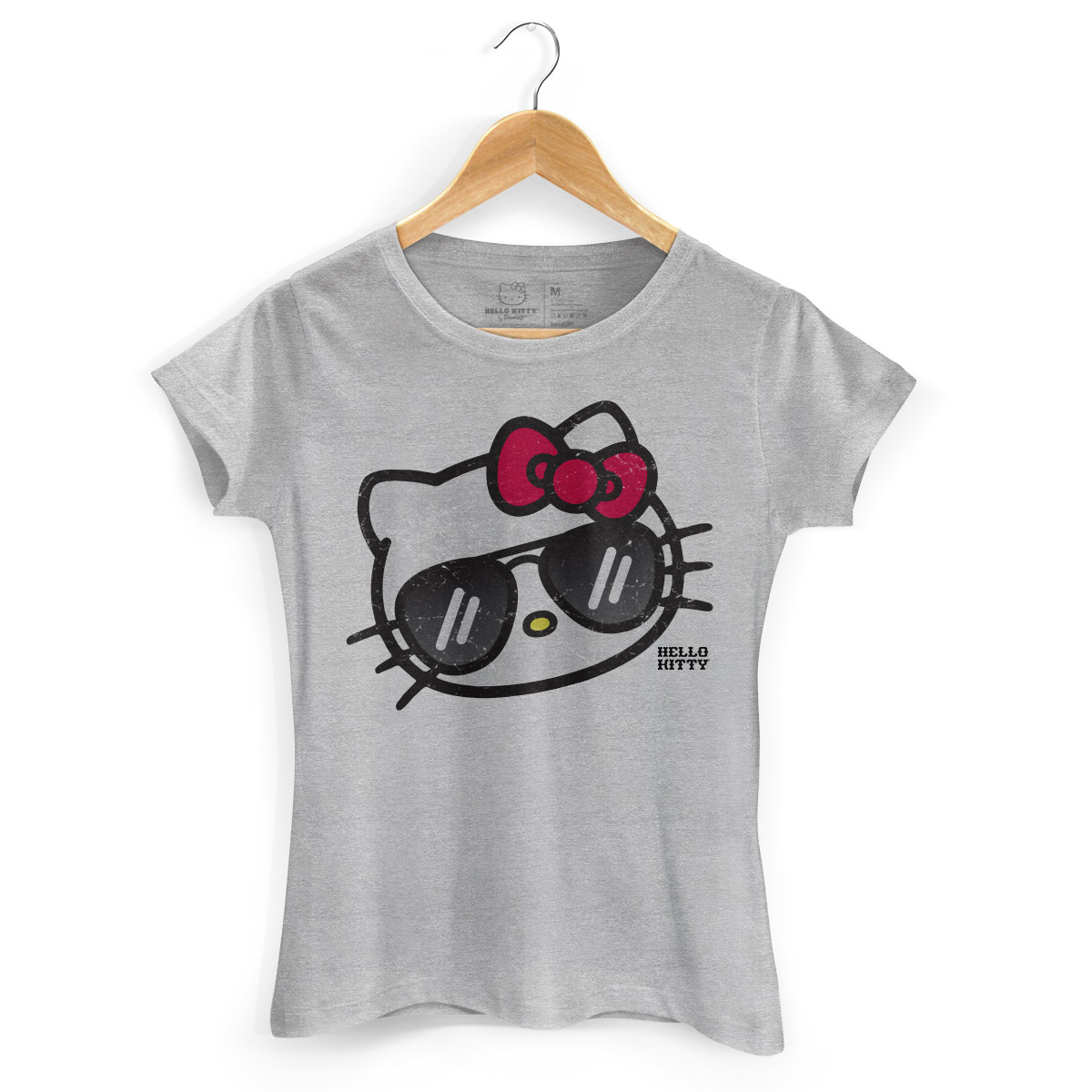 Camiseta Hello Kitty Sunglasses