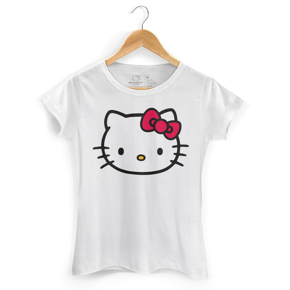 Camiseta Hello Kitty Tradicional