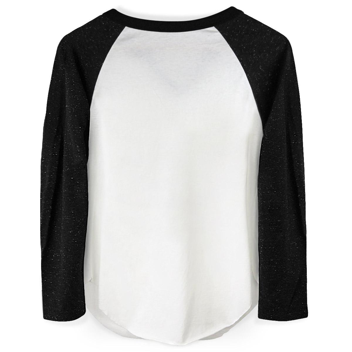 Camiseta Manga Longa Feminina Thiaguinho #Vamo #Vamo
