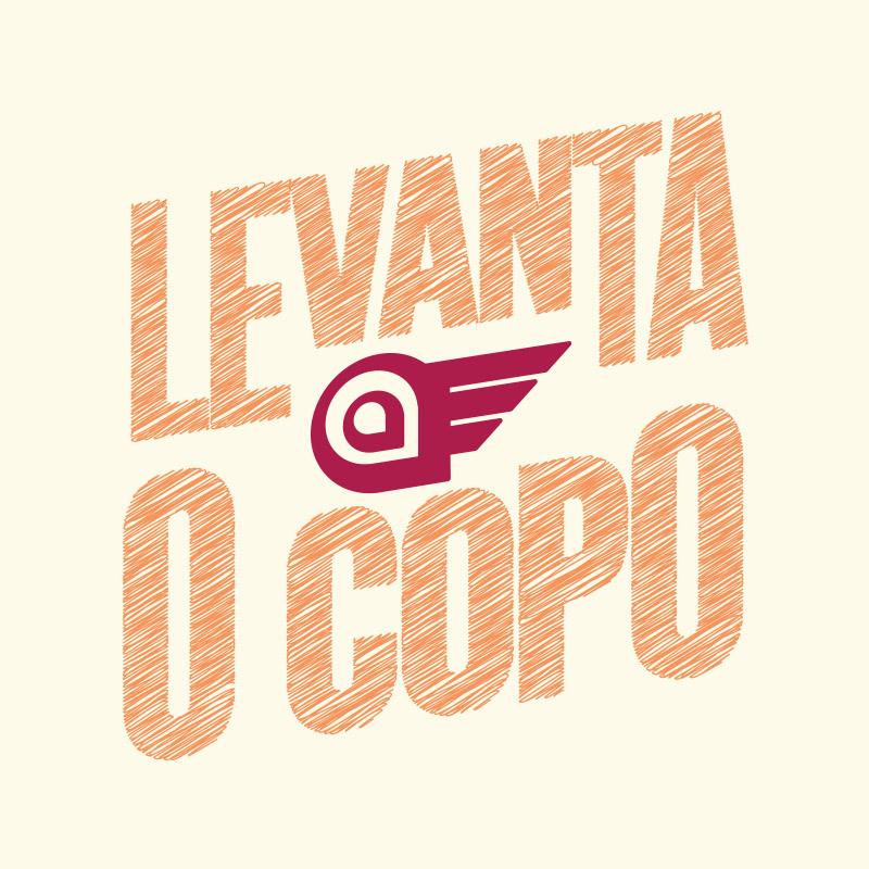 Camiseta Masculina Aviões do Forró Levanta o Copo
