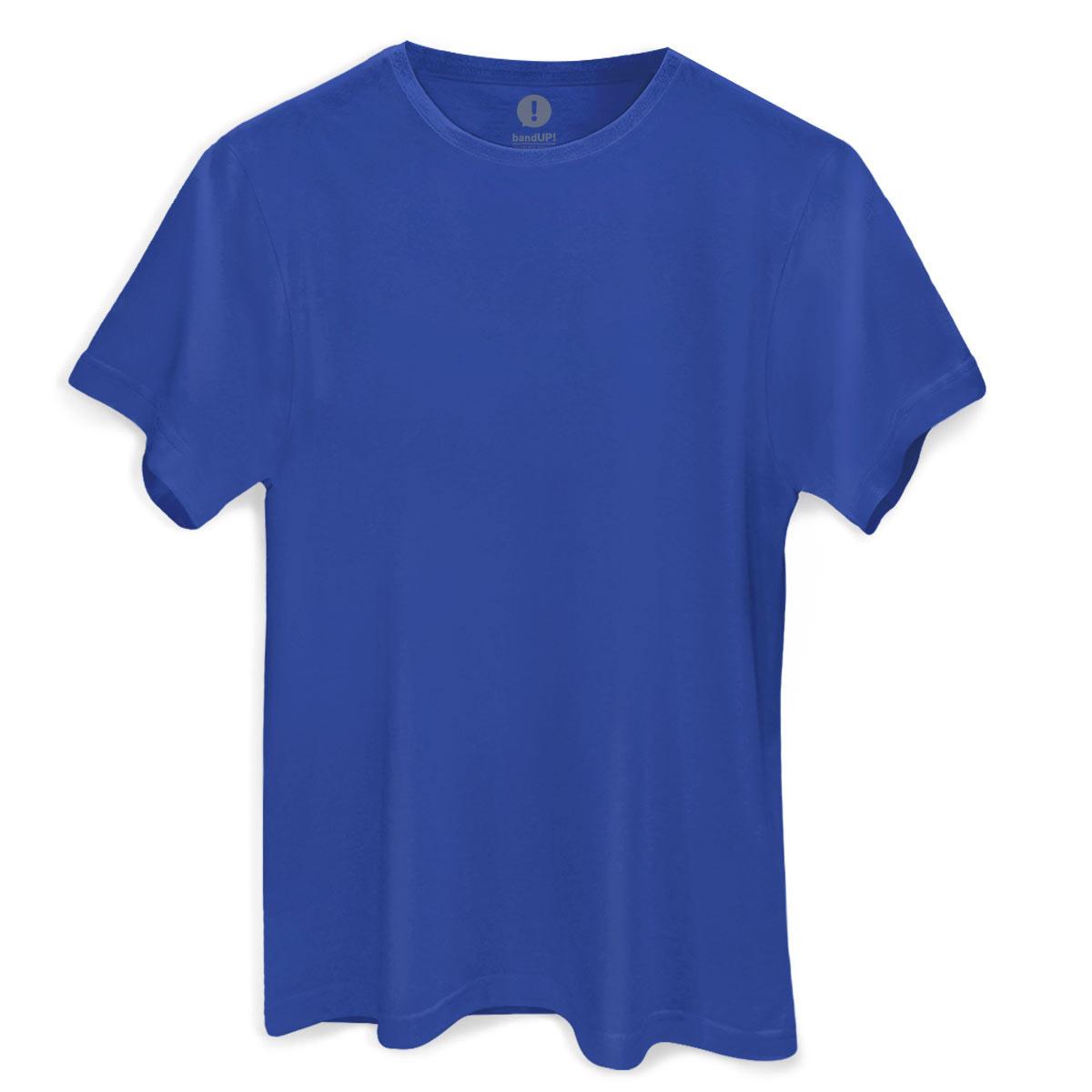 Camiseta Masculina Azul Royal