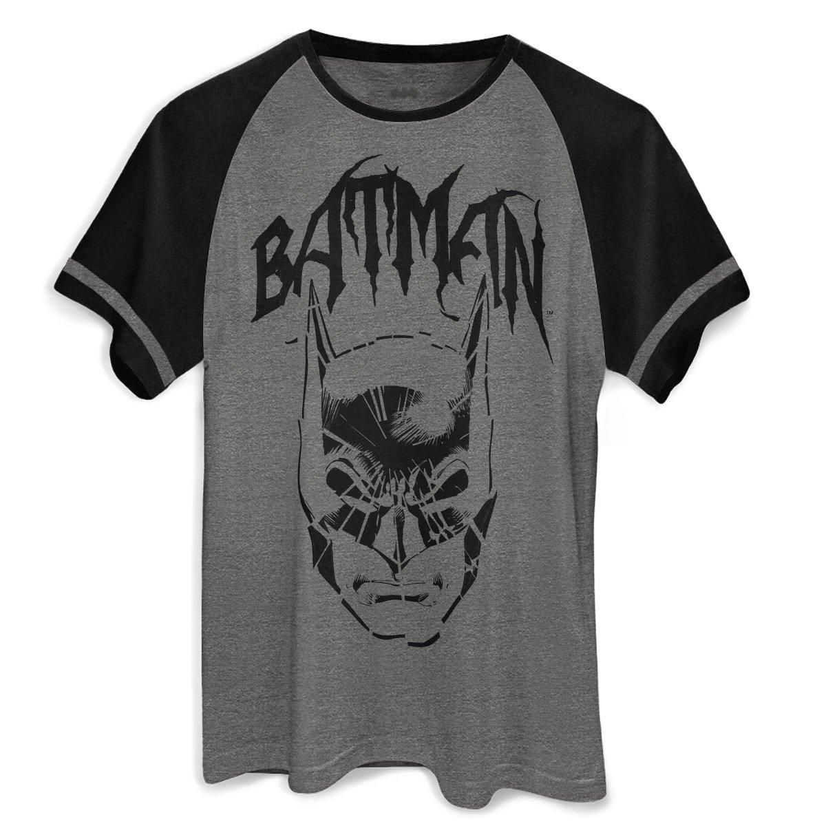 Camiseta Masculina Batman Dark Alley