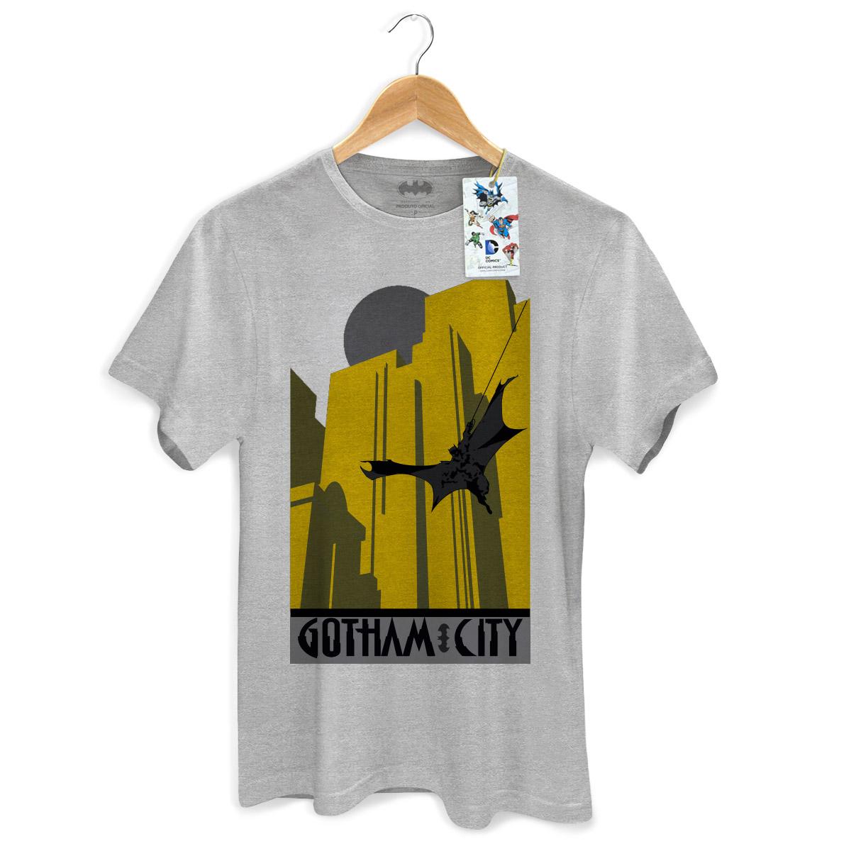 Camiseta Masculina Batman In Gotham City 2