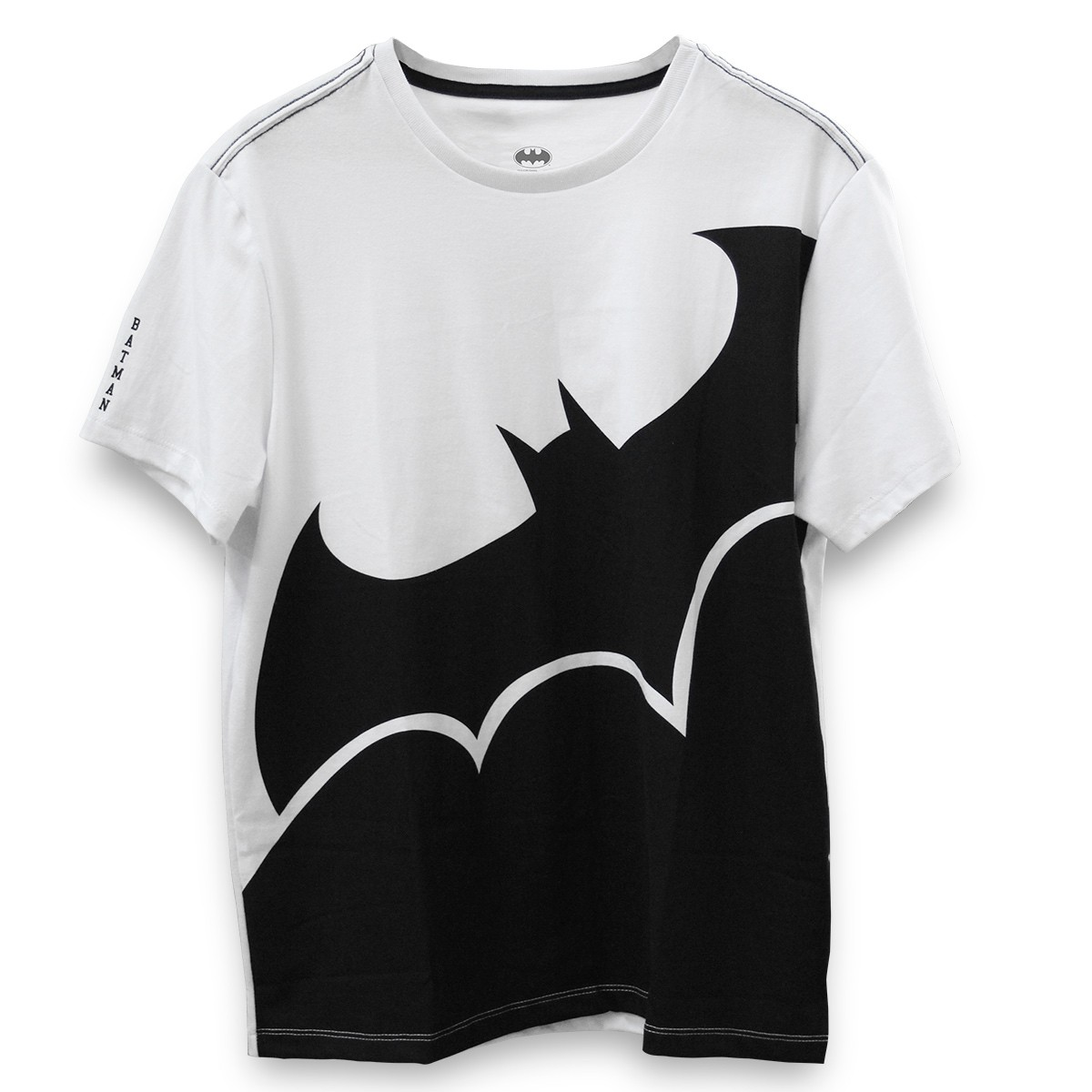 Camiseta Masculina Batman Transversal